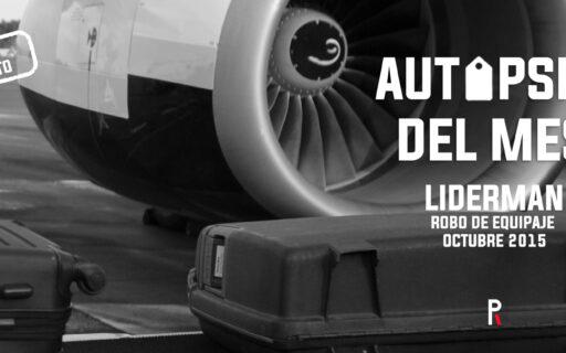 Protegido: Liderman: robo de equipaje
